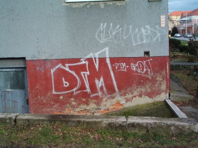 Antigraffitový náter – Bánovce