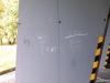 Vyčistenie od graffiti absencia anti-graffitové ochrany Bánovce2
