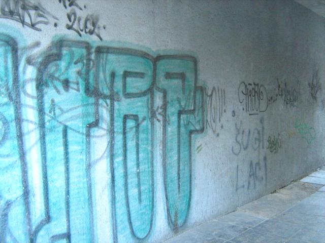 Anti-graffitový náter - Bánovce