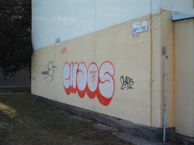 Odstránenie graffiti Bánovce nad Bebravou