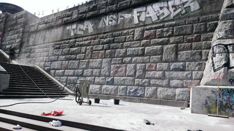 odstránenie graffitov bánovce